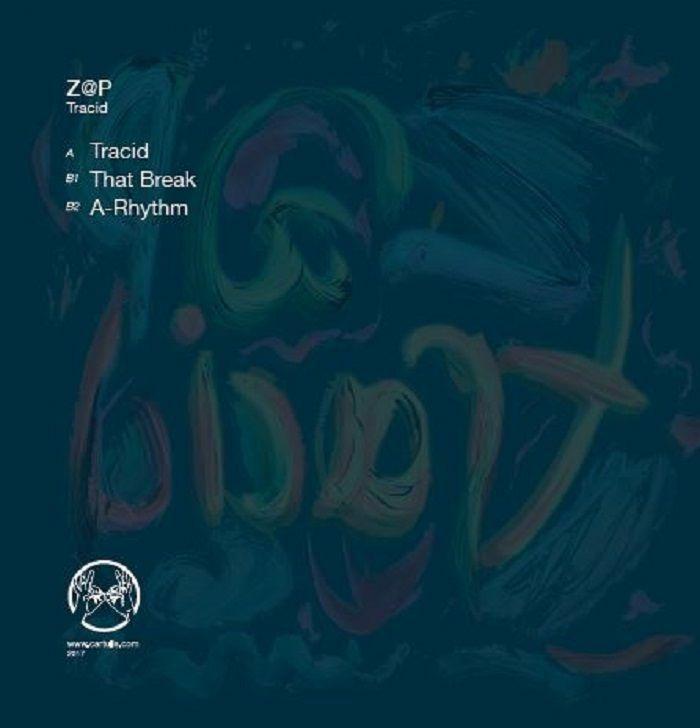 "( CRTL 006 ) Z@P - Tracid (140 gram vinyl 12"" repress) Cartulis Music"