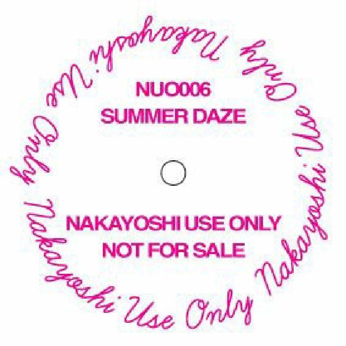 """( NUO 006 ) Keiko WADA - 006 (12"""") Nakayoshi Use Only Japan"""