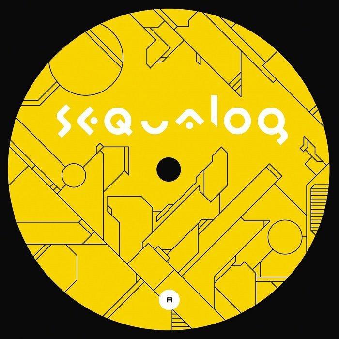 """( SEQG 006 ) ACID STATE/DUALITY - Alien Talk EP (12"""") Sequalog France"""