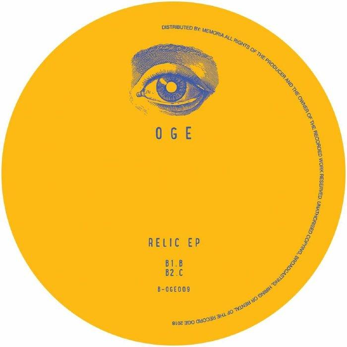 "(  OGE 009 ) RELIC- Relic (12"") OGE"