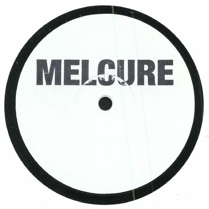 "( MELCURE 003 ) LE LOUP - Astro City (hand-stamped 180 gram vinyl 12"") Melcure Spain"