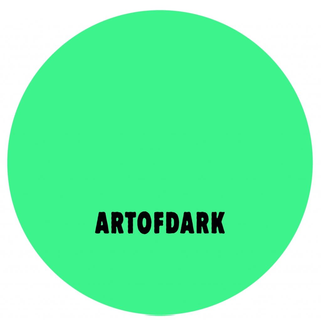 "( AOD 007 ) DAWL - Something's Going To Happen EP (12"") Art Of Dark"