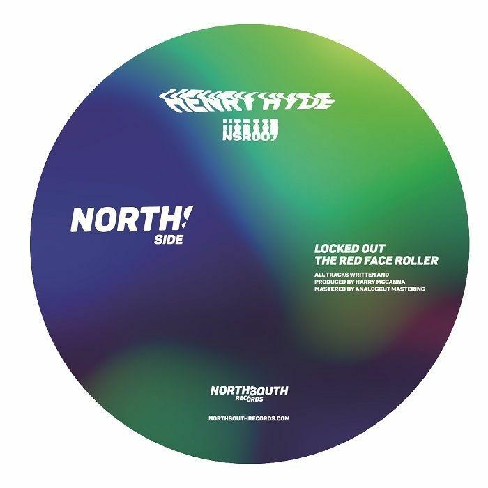 "( NSR 007 ) HENRY HYDE - NSR 007 (140gr vinyl 12"") NorthSouth"