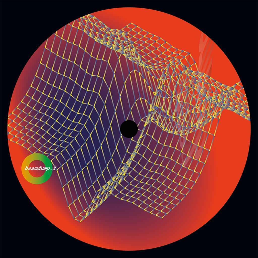 "( BEAMDUMP.1 ) SINM - Simulation EP (12"") Beam Dump"