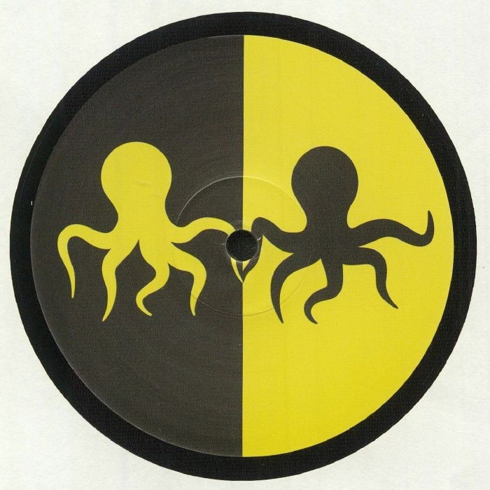 "( HHANDS 014 ) DESERT SOUND COLONY - Pulled Through The Wormhole (12"") Holding Hands"