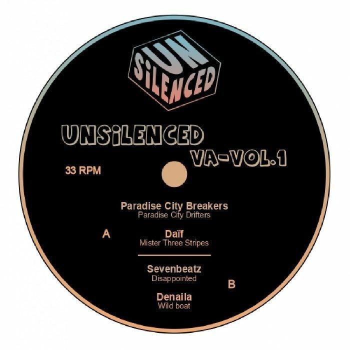 "( UNS 001) VARIOUS ARTISTS - Vol.1 ( 12"" vinyl ) Unsilenced Music"