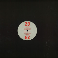 """(  PLZ 029 ) SUBB AN - Another Time EP (12"""") Pleasure Zone Germany"""