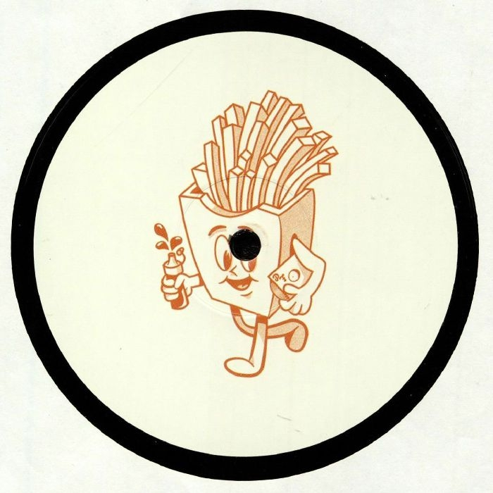 "(  PFRITE 004 ) Tom JAY - Thief (12"") Pomme Frite"