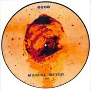 ( 3000Grad 080 ) Manuel Meyer - SAME (ONE SIDED PICTURE DISC) 3000grad Germany
