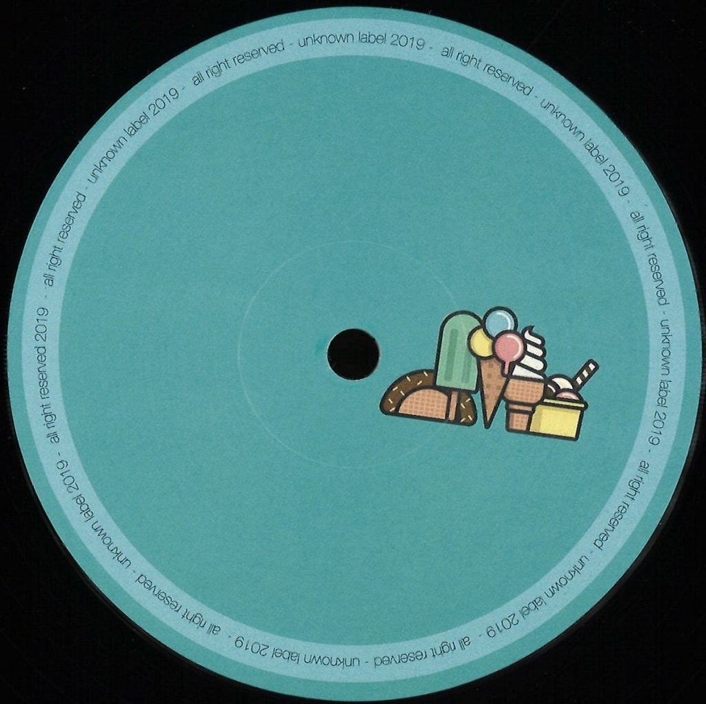 """( UNK 11 ) UNKNOWN - 11 (limited 12"""") Unknown Italy"""