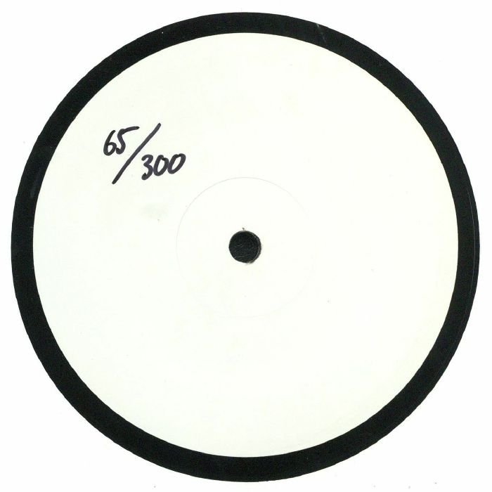 """( ALBEIT 001 ) ACTIV ANALOG - Compound Interface (hand-numbered hand-stamped 12"""" limited to 300 copies) (1 per customer) Albeit"""