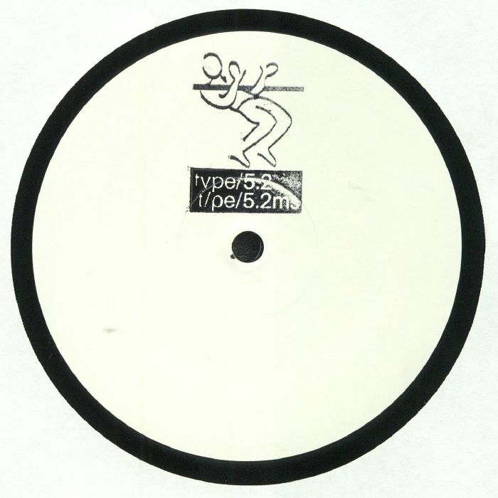 """( TYPE 52003 )  MOTION SEQUENCE - Type/5.2 3 (hand-stamped 12"""") - Motion Sequence"""