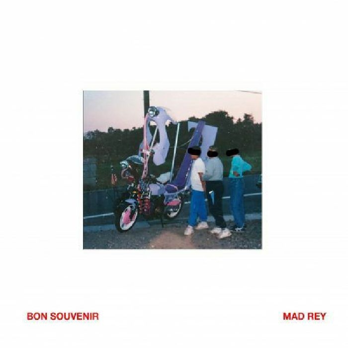 "( DKORL 01 ) MAD REY - Bon Souvenir EP (12"") D.KO France"