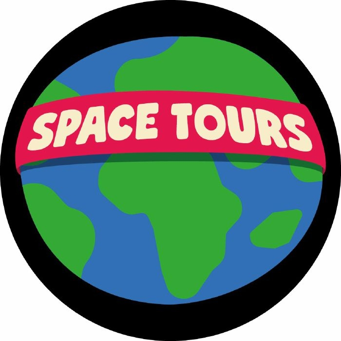 "( SPACETOURS 001 ) Mitch WELLINGS - Space Tours 001 (12"") Space Tours UK"