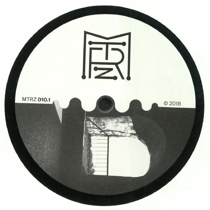 "( MTRZ 010 1 ) MP - Niste Treaba Part 2.1 EP (12"") Metereze Romania"