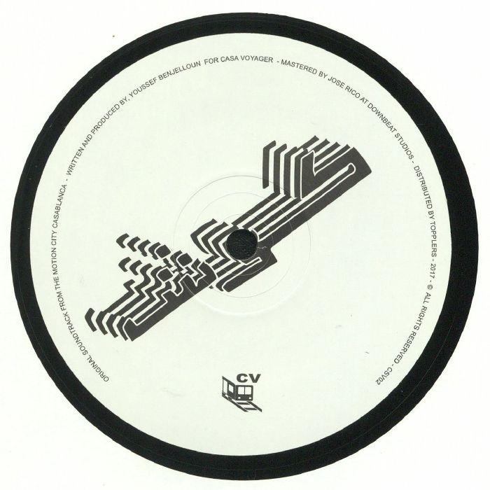 "( CSV 02 ) KOSH - Null 212 (12"") Casa Voyager France"