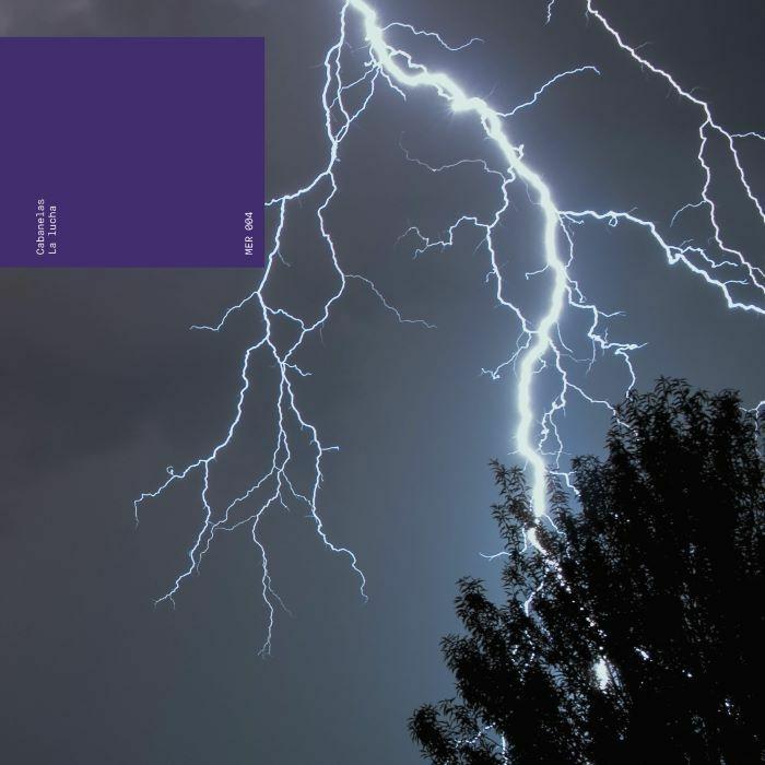 "( MER 004 ) CABANELAS - La Lucha EP (12"") Montevideo Electric Recordings Germany"