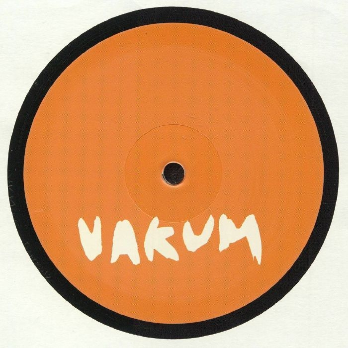 "( VKM 008 ) CLAFRICA - Players Only EP (12"") Vakum"