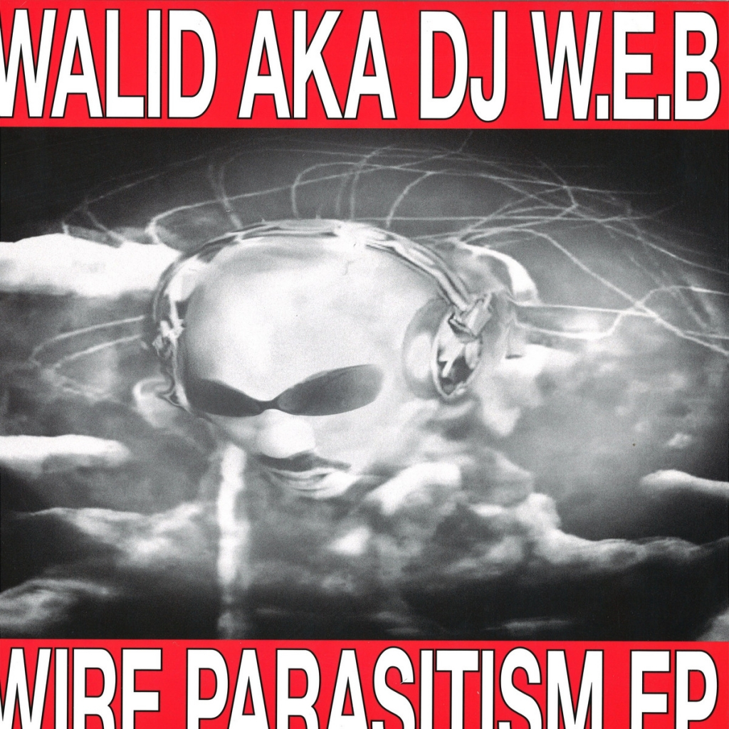 "( LESPOINTS 013 ) Walid - Wire Parasitism Ep (12"") Les Points"