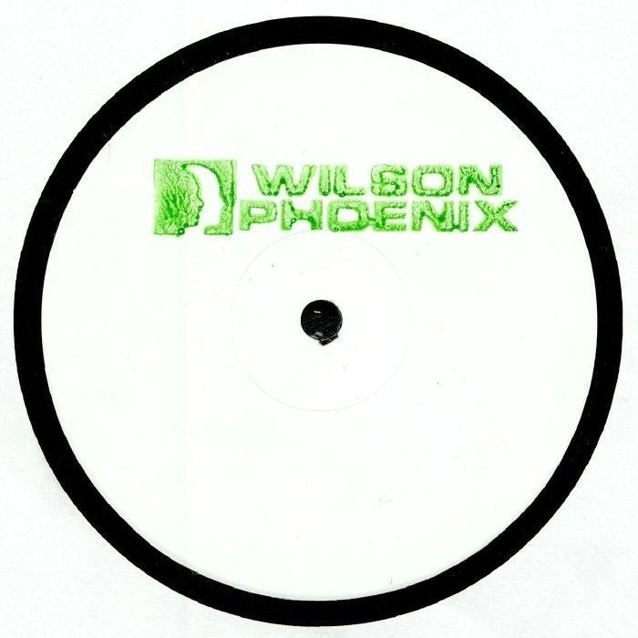 """(  WP 03 ) Wilson PHOENIX - Wilson Phoenix 03 (140 gram vinyl 12"""") Wilson Phoenix"""