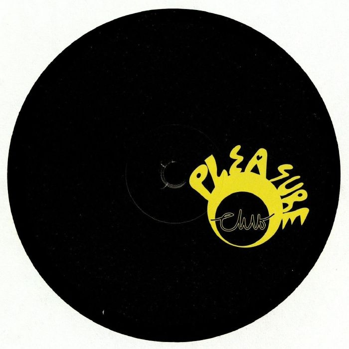 "( PCLUB 002 ) Johnny HUNTER - System General EP (12"") Pleasure Club"