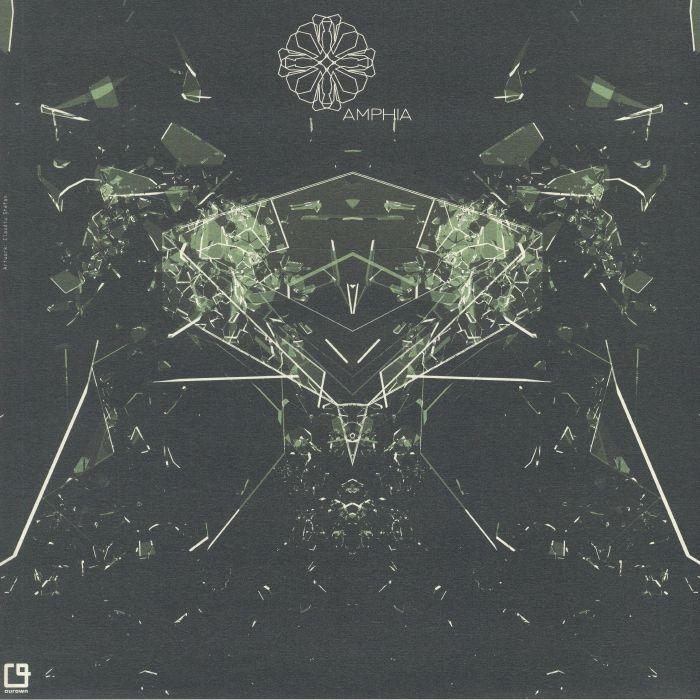 "( AMP 020 ) AMORF - Shattered Glass EP (180 gram vinyl 12"") Amphia Romania"