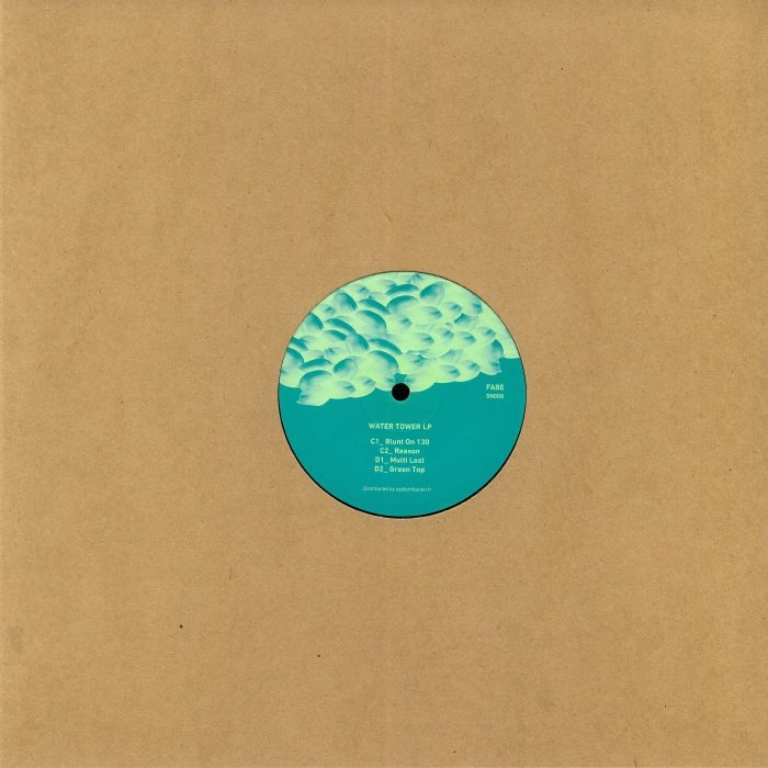 ( SN 008 ) FABE - Water Tower (2xLP) Salty Nuts