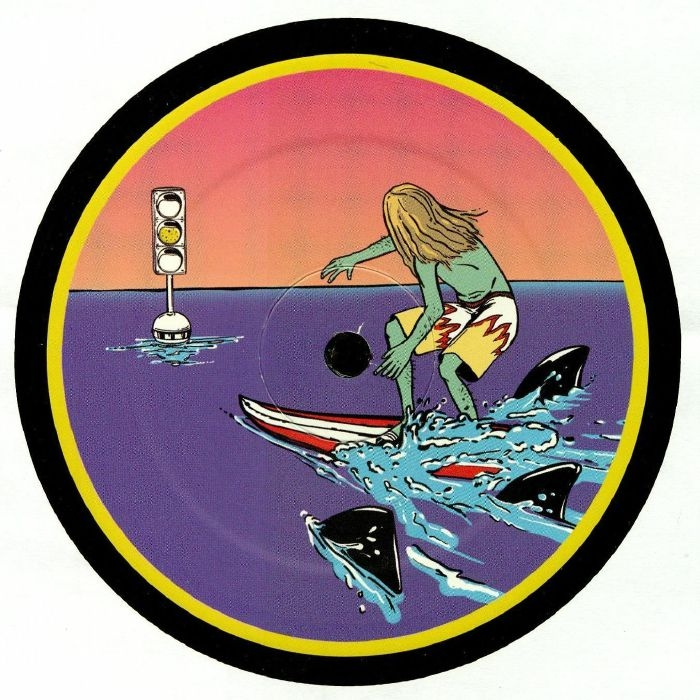 "( STL 001 ) Paolo MACRI - Spicy Talking EP (12"") Squeeze The Lemon Italy"