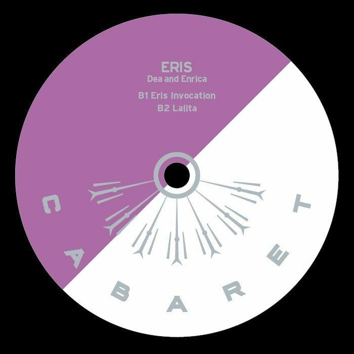 "( CABARET 018 ) ERIS DEA & ENRICA - Moments EP (12"") Cabaret Japan"