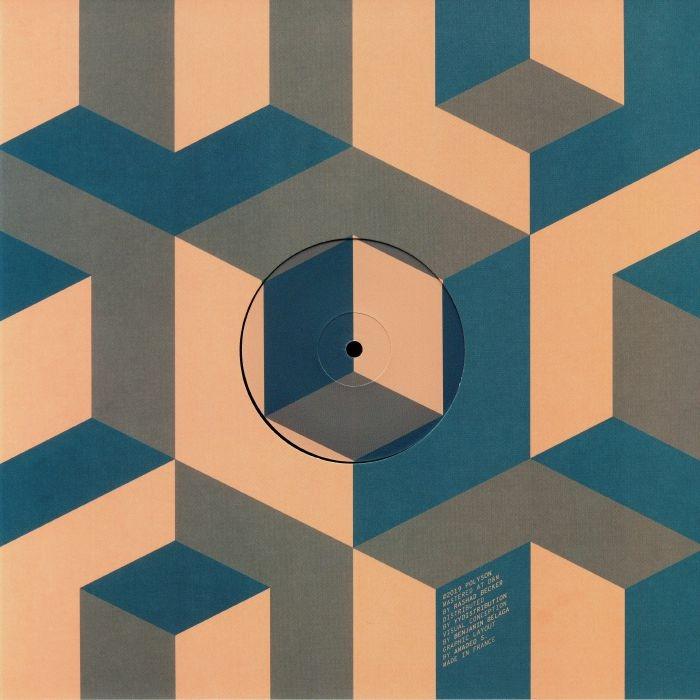"( POLYSON 001 ) VARHAT - Hokenkok EP (12"")  Polyson France"