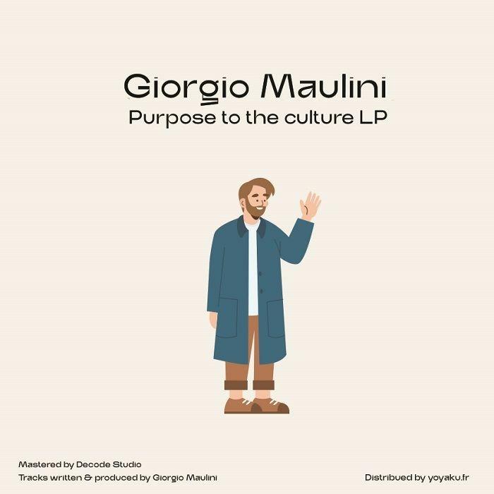 (  MAU 001 ) Giorgio MAULINI - Purpose To The Culture LP (2xLP) Mau Switzerland