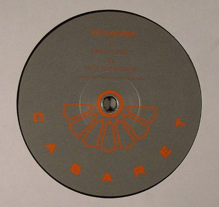 "( CAB 002R ) SO INAGAWA - Sensibilia (reissue) (12"" repress) Cabaret Japan"