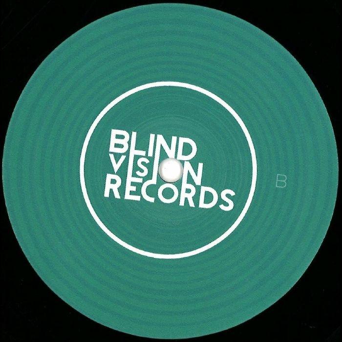 "(  BVR 017 ) MONTEKI - Mosquito EP (12"") Blind Vision"