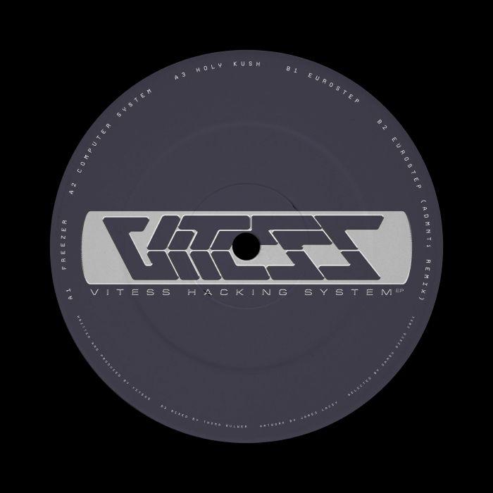 "( DSD 026 ) VITESS - Hacking System EP (12"") Dansu Discs"