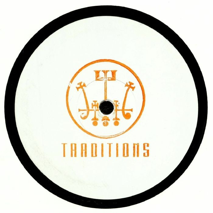 "(  TRAD 06 ) NEURO D - Libertine Traditions 06 (hand-stamped 12"") Libertine"