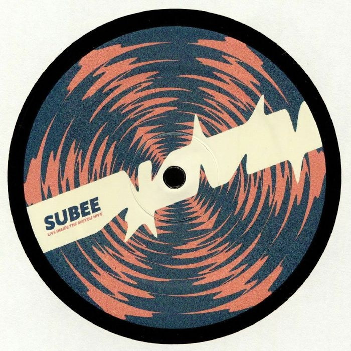 """(  SBEE 002 ) B0N / T3X3 - Subee #2 (12"""") Subee"""