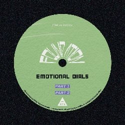 """( FNDTN 00007 ) EMOTIONAL DIALS - Journey To A Dream  (12"""") Foundation"""