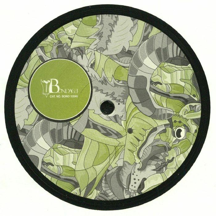 "( BOND 12045 ) NTFO - Esperantza EP (reissue) (heavyweight vinyl 12"") Bondage Germany"