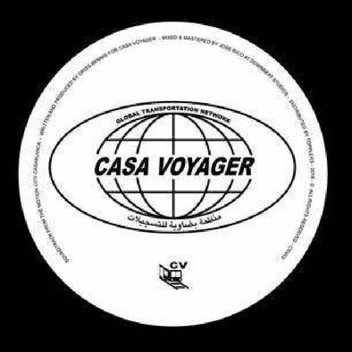 "( CSV 03 ) OCB - The Anti Climax (12"") Casa Voyager France"