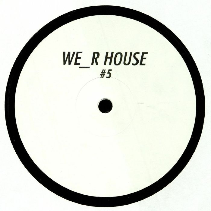 "(  WRH 05 )  Alessio VIGGIANO - Swing Frequency (12"") We_R House Germany"