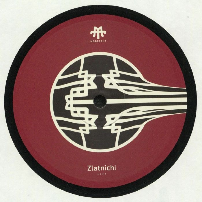 "( MODEIGHT 009 ) ZLATNICHI - Baobabakka EP (180 gram vinyl 12"") Modeight Ukraine"