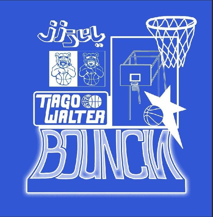( JISUL 01 ) TIAGO WALTER - Bouncin' (2X LP) JISUL