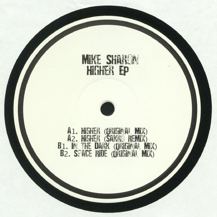 "( EWX 007 ) Mike SHARON - Higher EP (12"") EWax Germany"