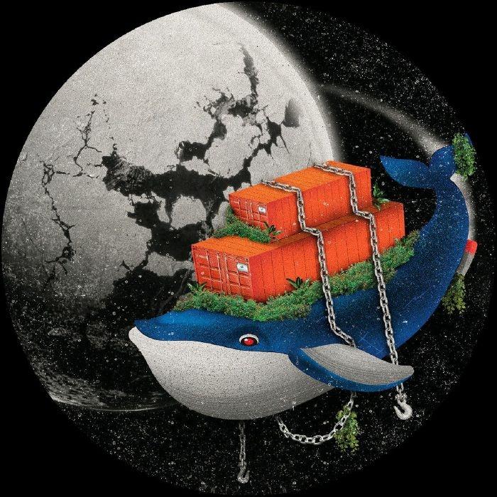 """( POO 002 ) GROOVEGUY - Cargo EP (12"""") Path Of Orbit Italy"""