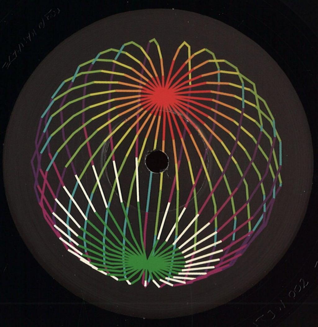 "( NTJW 002 ) STORM SENSIRION - Transfromer Funktion EP (heavyweight vinyl 12"") No Tech Just Wax Germany"