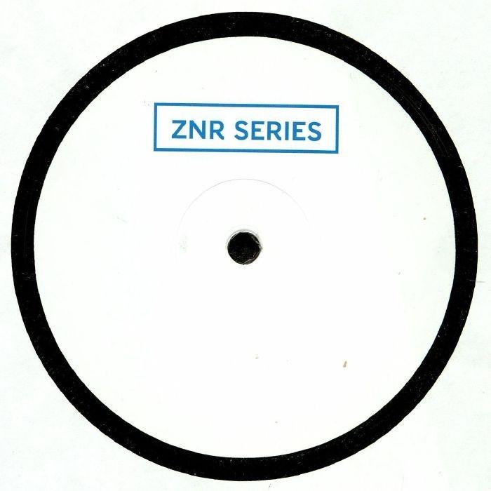 "( ZNRSERIES 01 ) ZENNER - ZNR Series #1 (12"") ZNR Series Portugal"