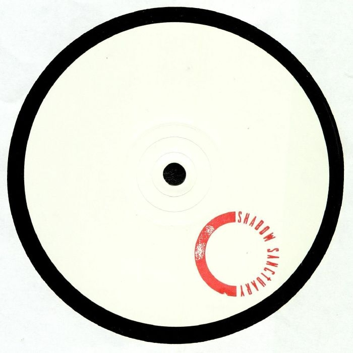 """( SS 014 ) Niko MAXEN - Orion EP (hand-stamped 12"""") Shadow Sanctuary"""