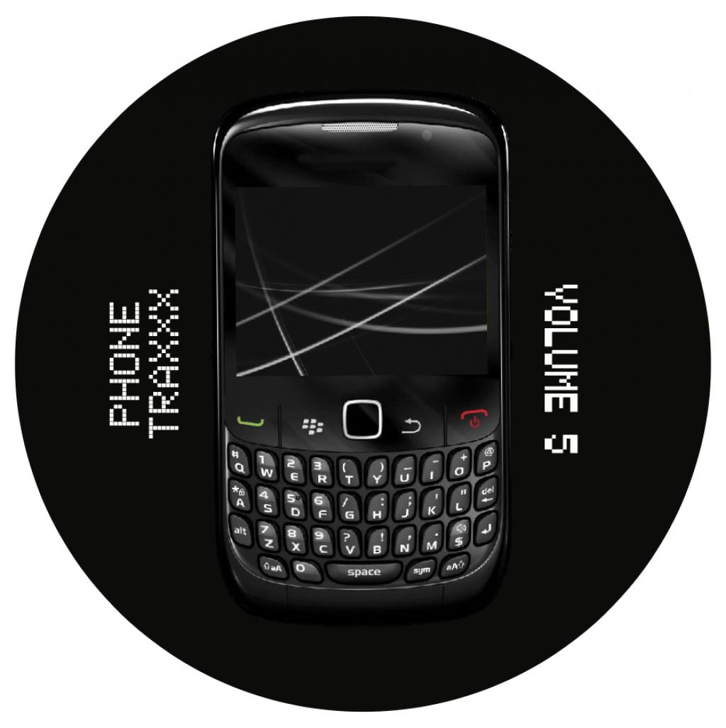 "( RINGRING 005 ) PHONE TRAXXX - Volume 5 (12"") Phone Traxxx"