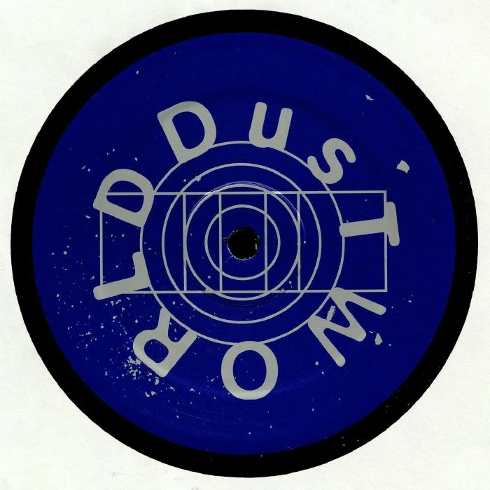 "( DWLD 001 ) DUST E 1 - The Cosmic Dust EP (12"") Dust World"