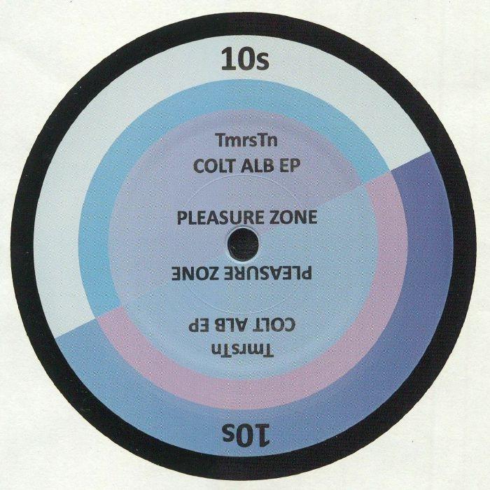 """( PLZ 010S ) TMRSTN - Colt Alb EP (12"""") Pleasure Zone Germany"""
